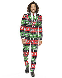 Adult Festive Force Suit - Star Wars