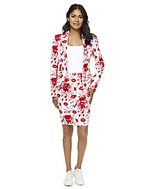 Adult Bloody Mary Skirt Suit