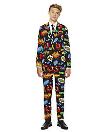 Teen Badaboom Suit
