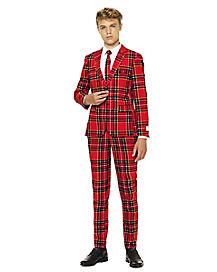 Teen Lumberjack Suit