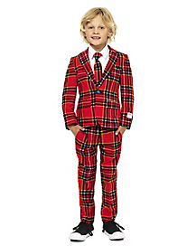 Kids Lumberjack Suit