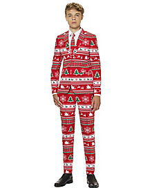 Teen Winter Wonderland Suit