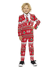 Kids Winter Wonderland Suit