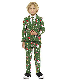 Kids Santaboss Suit
