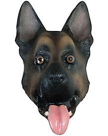 German Shepherd Dog Mask
