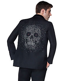 Light Up Skull Jacket