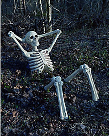 Lounging Yard Skeleton - Decorations