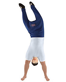 Adult Upside Down Dude Costume