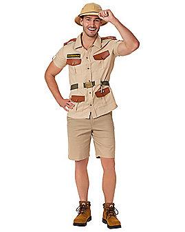 Adult Men's Zookeeper Costume