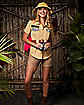 Adult Women's Zookeeper Costume