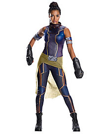 Adult Shuri Costume Deluxe - Black Panther