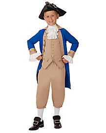 Kids Colonial Costume - The Signature Collection