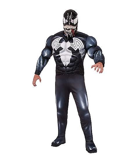 Adult Classic Venom Costume Marvel Spirithalloween Com