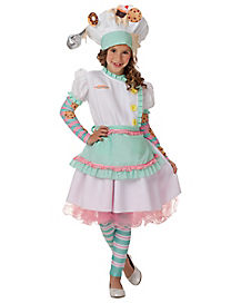 Kids Baker Costume - The Signature Collection