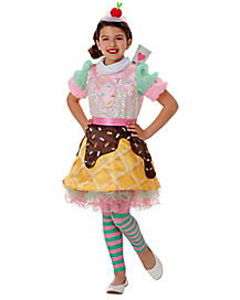 Kids Ice Cream Sundae Costume - The Signature Collection