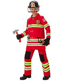 Kids Firefighter Costume - The Signature Collection