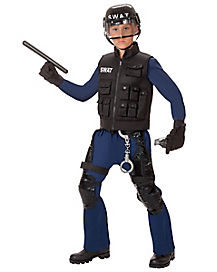 Kids SWAT Costume - The Signature Collection