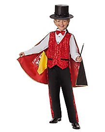 Kids Magician Costume - The Signature Collection