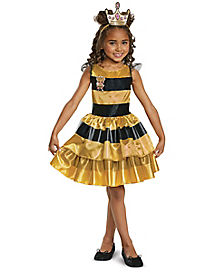 Kids Classic Queen Bee Costume - LOL Surprise Doll