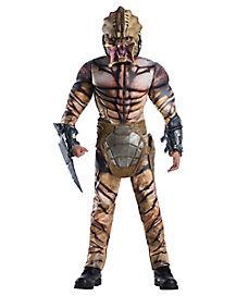 Teen Predator Costume - Deluxe