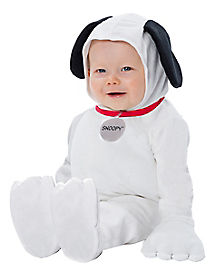 Baby Snoopy Costume - Peanuts