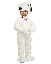 Toddler Snoopy Costume - Peanuts