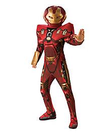Adult Hulk Buster Costume - Marvel