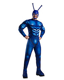 Adult The Tick Costume Deluxe