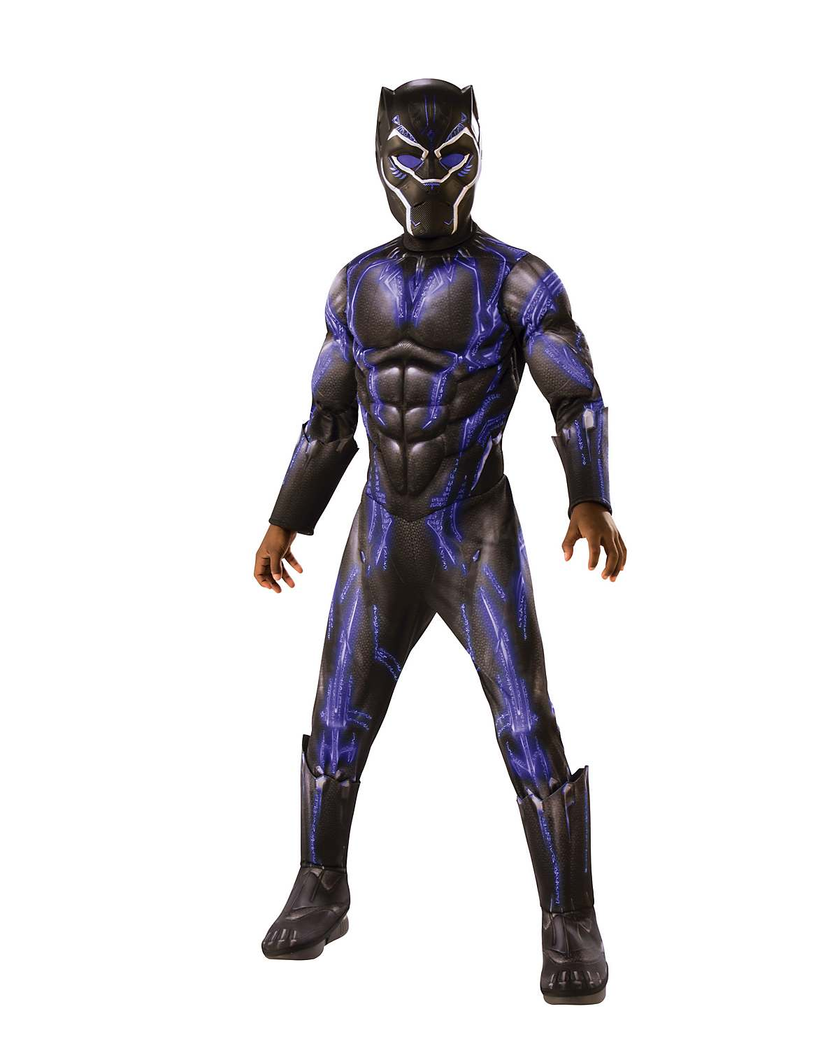 Kids Black Panther Costumes for Halloween