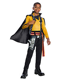 Kids Lando Calrissian Costume Deluxe - Solo: A Star Wars Story