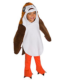 Toddler Porg Deluxe Costume - Star Wars: The Last Jedi