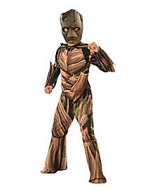 Kids Teen Groot Costume Deluxe - Avengers: Infinity War