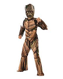 Kids Teen Groot Costume Deluxe - Avengers: Infinity War