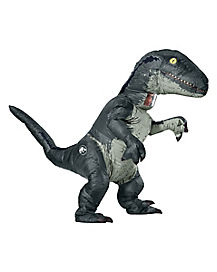 Adult Velociraptor Inflatable Costume - Jurassic World: Fallen Kingdom