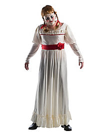 Adult Annabelle Costume Deluxe - Annabelle Creations