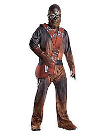 Adult Chewbacca Costume Deluxe - Solo: A Star Wars Story