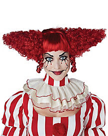 Creepy Clown Wig