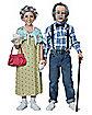 Kids Old Man Costume Kit