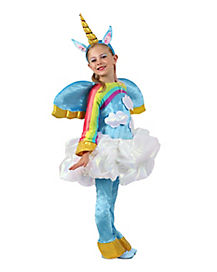 Kids Unicorn Candy Catcher Costume - The Signature Collection
