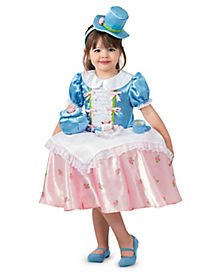 Kids Tea Party Table Top Costume - The Signature Collection