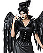 Adult Midnight Raven Costume - The Signature Collection