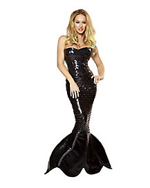 Adult Mermaid Mistress Costume - The Signature Collection