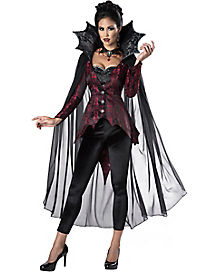 Gothic Romance Vampiress Costume - The Signature Collection
