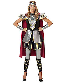 Adult Medieval Warrior Costume - The Signature Collection