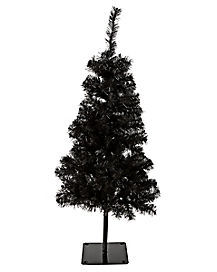 4 Ft Black Tree