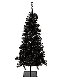6 Ft Black Tree
