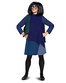 Adult Edna Costume Deluxe - Incredibles 2