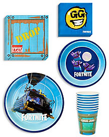 Battle Bus Party Pack