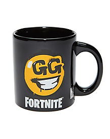 GG Smiley Face Mug 20 oz. - Fortnite