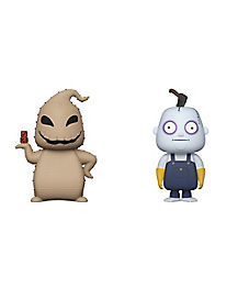 Behemoth and Oogie Boogie Vynl. Funko Figures 2 Pack - The Nightmare Before Christmas